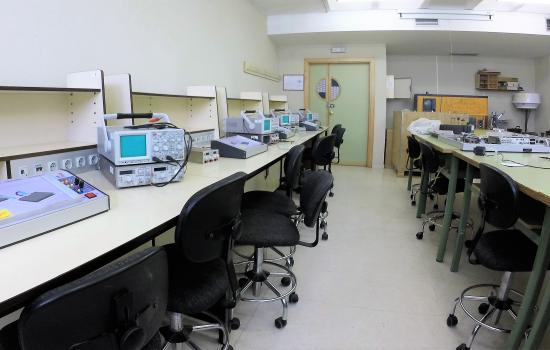 Laboratorio de tecnología electrónica